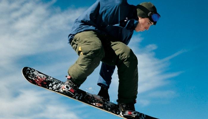 Skisport extrem – Freeriding