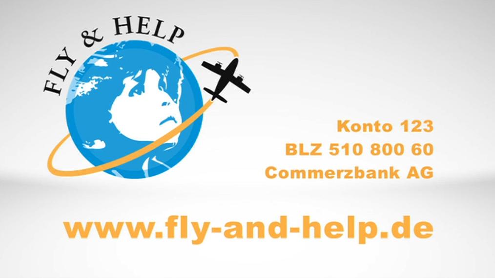 """Social TV-Spot für die Stiftung """"Fly & Help"""""""