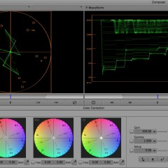 Color grading RTL Rankingshows