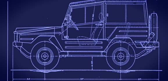 Magazinbeitrag – Restauration VW Iltis